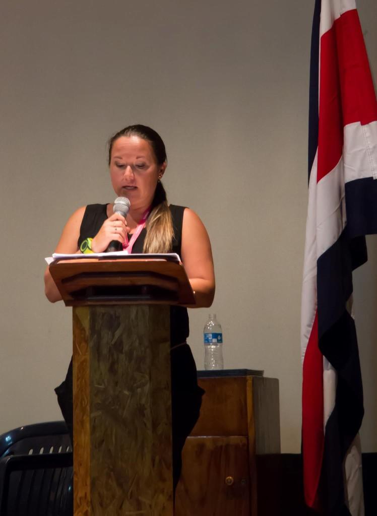 Lucía Sanchez Rodríguez - Tesorera de Acoguitur